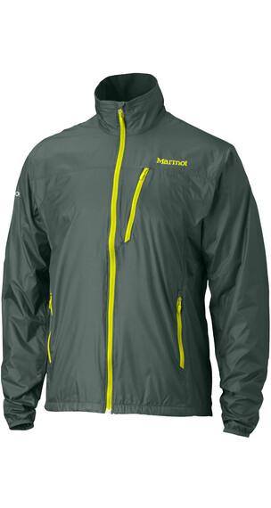 Marmot M's Ether DriClime Jacket Dark Zinc